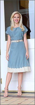 Shelly Dress [MDS2345] - $64.99 : Mikarose Fashion, Reinventing Modest Fashion