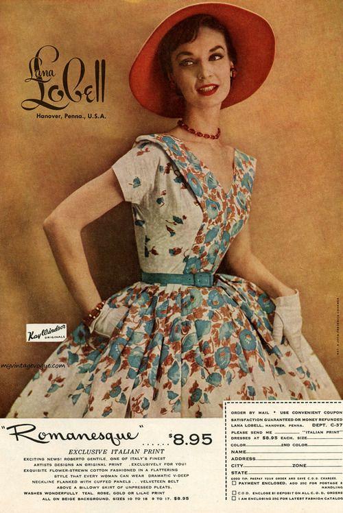 451 Best Images About Vintage Fashion Images On Pinterest