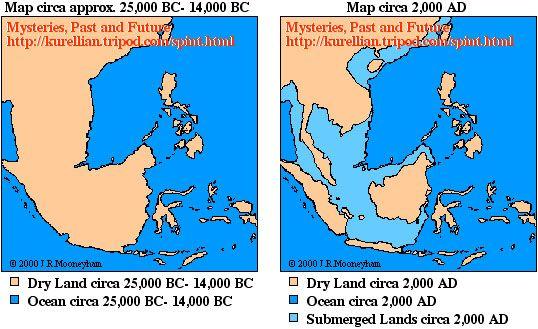 49 best ice age coastal maps images on pinterest  ice age
