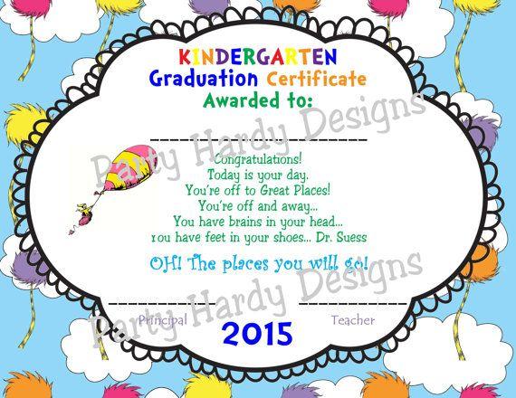 Places Get Graduation Invitations