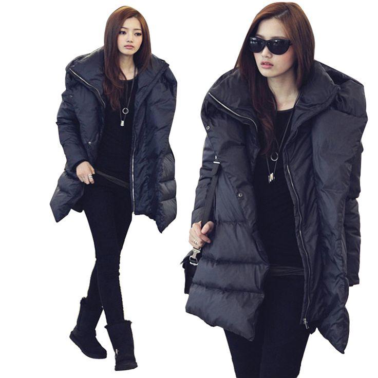 Manteau femme hiver pas cher et long