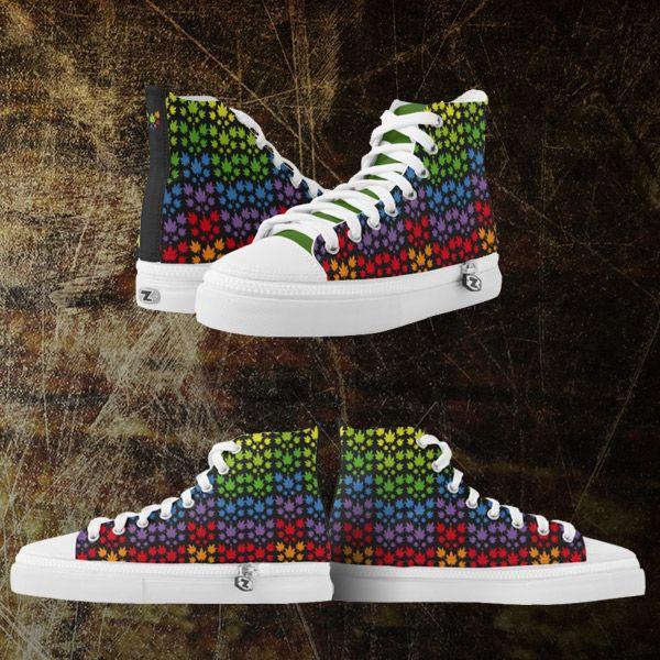 Zapatillas, Shoes. Custom Zipz. Cannabis. Producto disponible en tienda Zazzle. Calzado, moda. Product available in Zazzle store. Footwear, fashion. Regalos, Gifts. Link to product: http://www.zazzle.com/zapatillas_shoes_zapatillas-256061491983697106?lang=es&CMPN=shareicon&social=true&rf=238167879144476949 #zapatillas #shoes #marihuana #cannabis