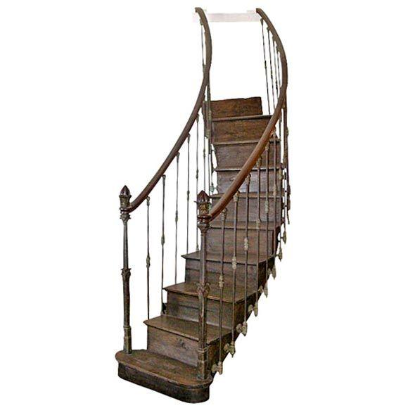 2151 beste afbeeldingen van stairs de boerderij - Redo houten trap ...