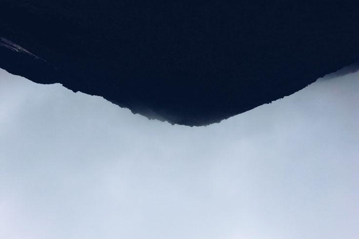 Otra vista... #landscape #cloudy #mountains fabao | VSCO Grid™