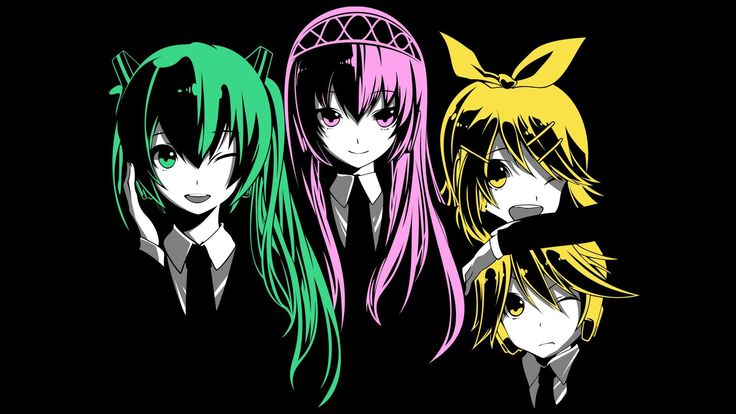 Images For > Vocaloid Wallpaper