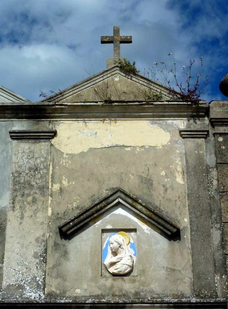 Cappella mortuaria.