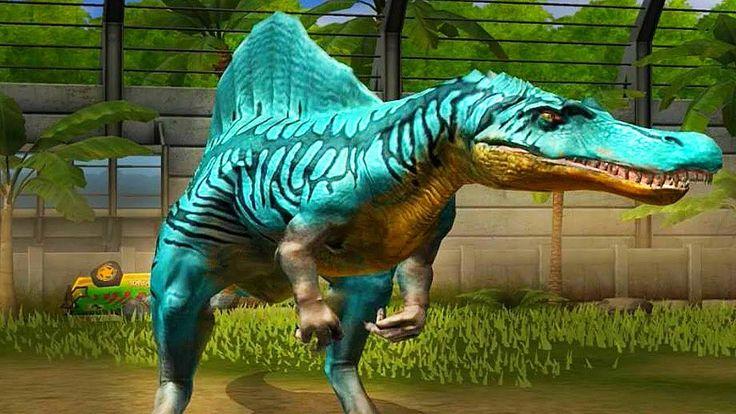Динозавры Парк Юрского Периода.Война Динозавров часть 32.Игры мультики Р...