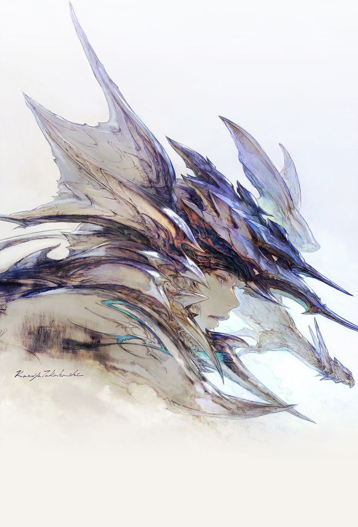 Dragoon Head