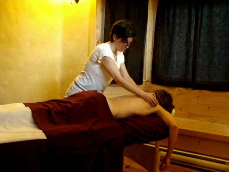 Hot Stone Massage Routine Part 3
