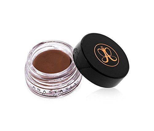 Anastasia Beverly Hills Waterproof, Smudge-proof DIPBROW Pomade (Chocolate). Smooth application, waterpoof, smudge-proof, can be used as brow definer and as eye liner.