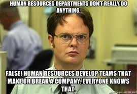 What does human resources really do?