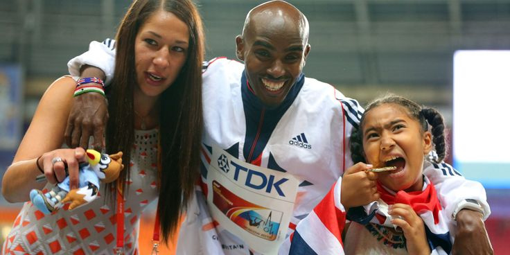 Mo Farah Humiliated At US Airport Says Wife Tania