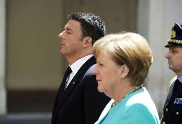 Tensioni Roma-Berlino su banche, 'No regole ogni 2 anni' - http://www.sostenitori.info/tensioni-roma-berlino-banche-no-regole-2-anni/241062
