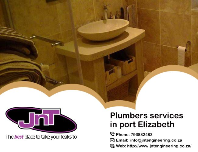 http://bit.ly/2hMUWkb JNT are expert business and professional providers of plumbing services in Port Elizabeth who provide high quality pipes.