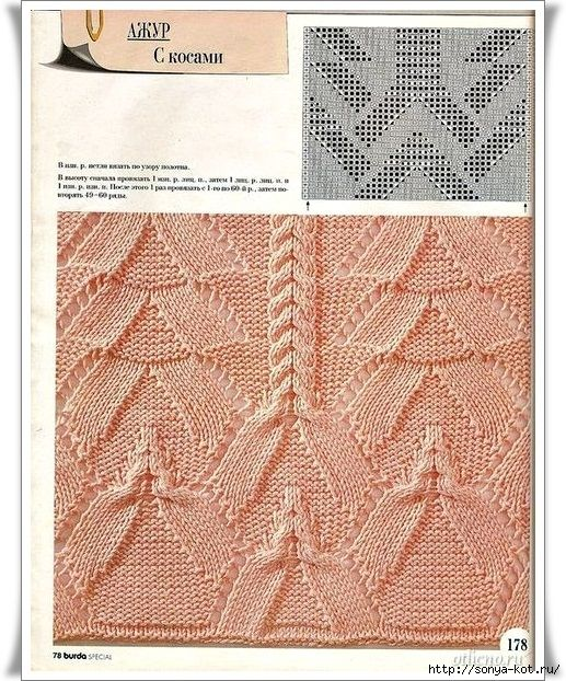 73 best images about KNITTING PATTERNS on Pinterest ...