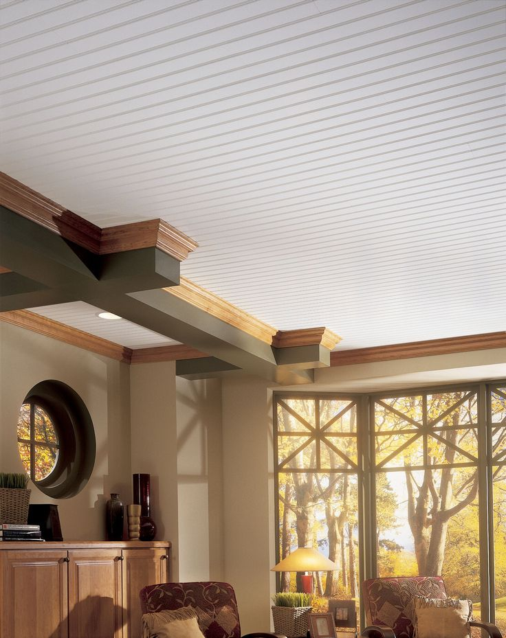 Ceiling Ideas | Ceiling Design By Armstrong. Basement Ceiling  OptionsBasement ...