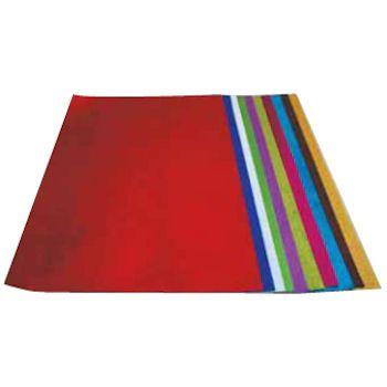 Okul ve Okul Öncesi :: Elişi Malzemeleri :: Eva Foam :: Lino Simli Eva 10 Renk 50x70 cm