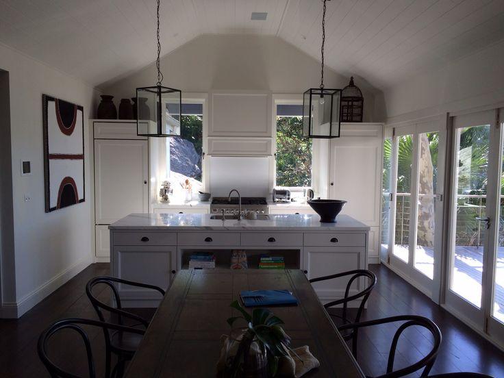 Palm Beach Kitchen made by James Lee-Warner Furniture 2014