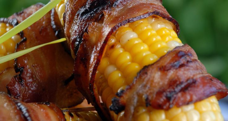Don't mess around on Canada Day. Grill some corn and wrap it in bacon: http://gustotv.com/recipes/sides/grilled-corn-cob-wrapped-bacon/