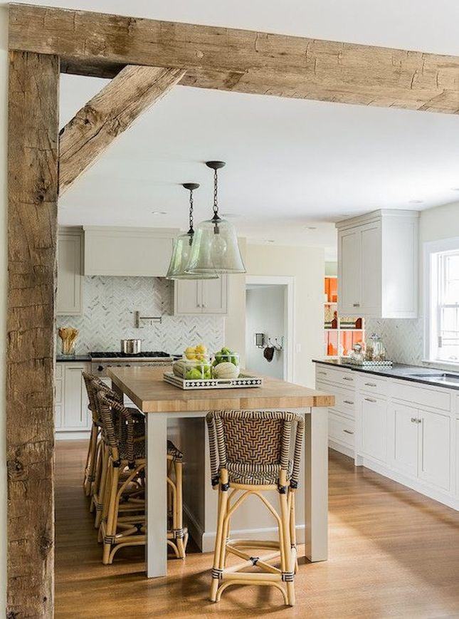 2015's Biggest Kitchen Decor Trends via Brit + Co.