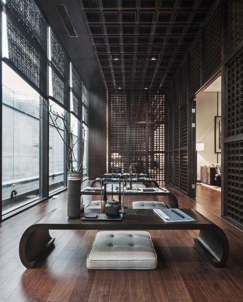 Modern Chinese Interior Design: Best 25+ Japanese Interior Design Ideas On Pinterest