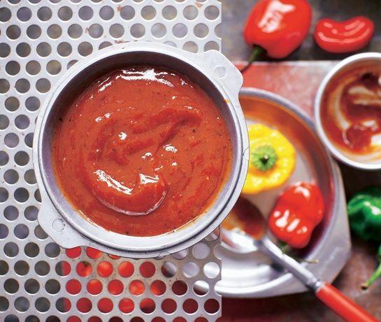 Flaming hot sauce | ASDA Recipes