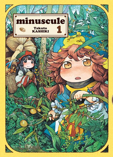 Manga - Minuscule
