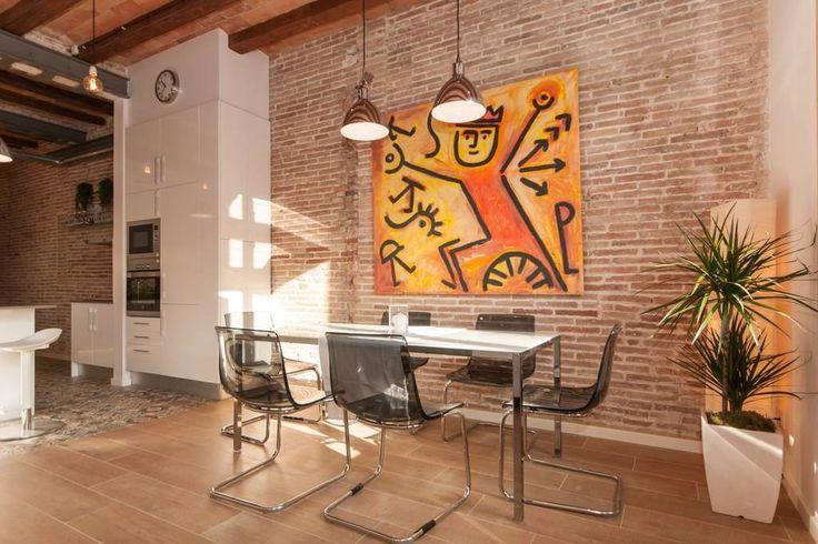 Regardez ce logement incroyable sur Airbnb : Luxury apartment in Plaza Catalunya - Appartements à louer à Barcelone