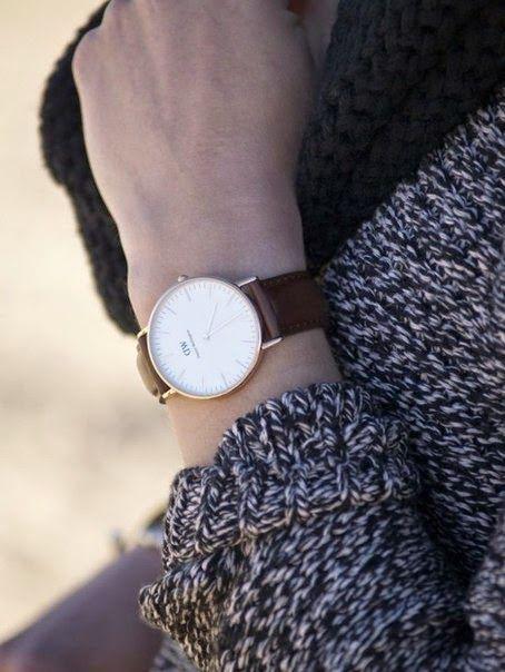 PJ - MG - FASHION : Dobry zegarek to zawsze świetny dodatek