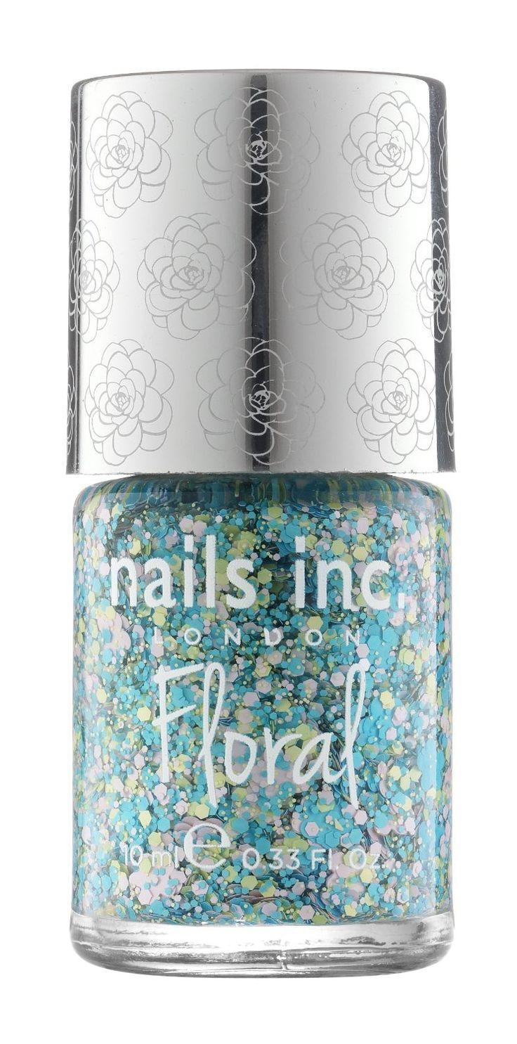 Richmond Gardens - Nails Inc   Floral Polish