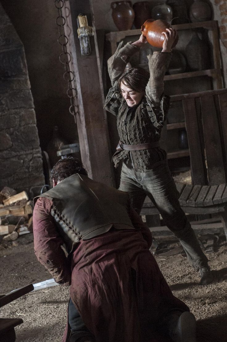 Game of Thrones: Who Is on Arya's Kill List