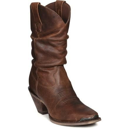 Durango Crush Women's Sultry Slouch Cowgirl Boots [RD3494]
