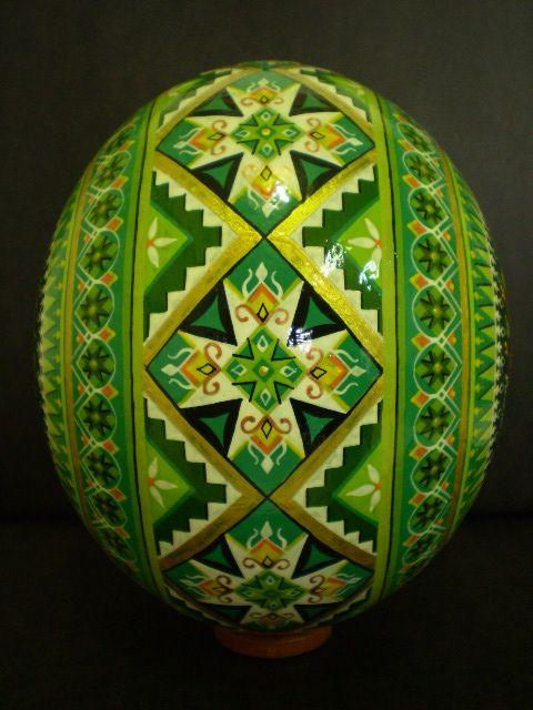 Pysanki - Ukrainian Easter Egg