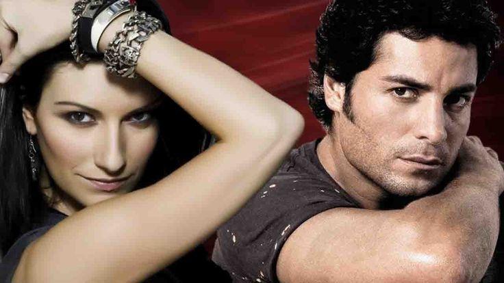 LAURA PAUSINI & CHAYANNE EXITOS, Canciones Romanticas de Chayanne y Laur...