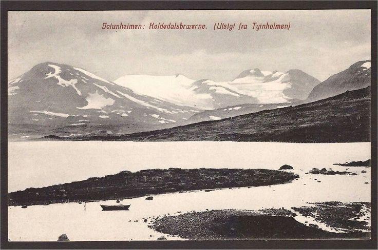 Kuldedalsbræerne fra Tyinholmen. Aune 312.