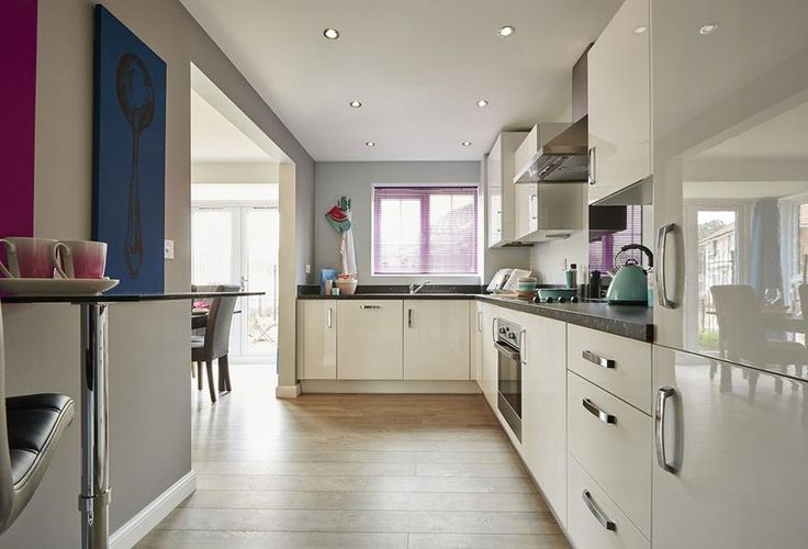 Bowbrook Meadows Morpeth fitted kitchen