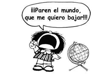¿Cuál es tu frase favorita de Mafalda? | EcoListas