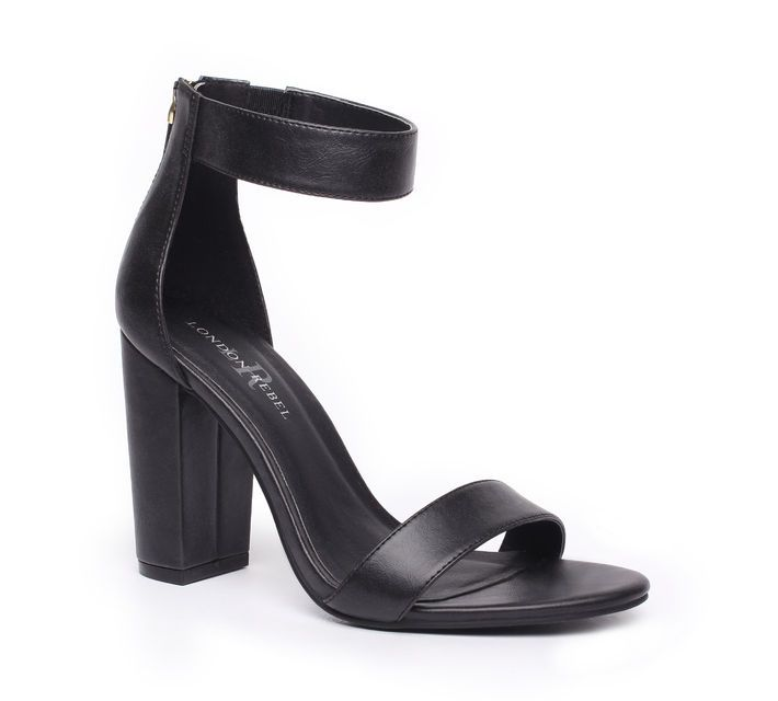 London Rebel Mami Dress Sandals - Number One Shoes