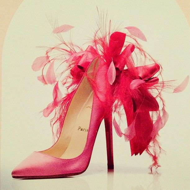 Spend A Fashion Holiday With #NYFW #Christian #Louboutin Let You Have Fun With Power In Your World