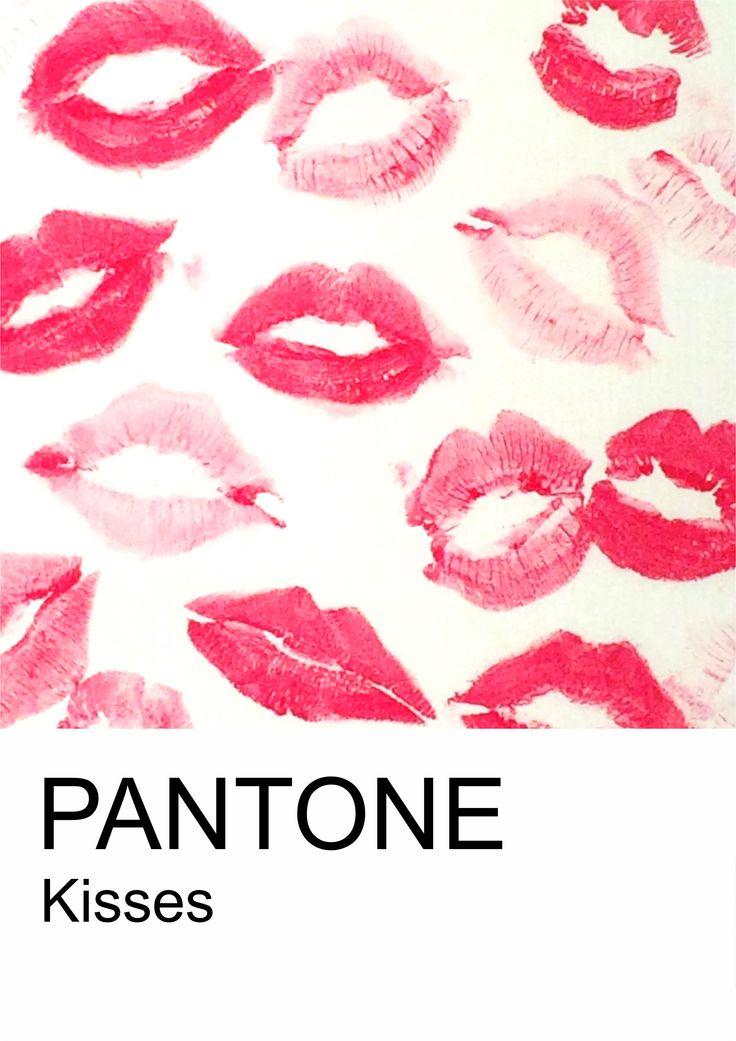 Pantone-Kisses - blog.hellomime.eu