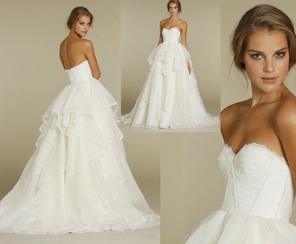 Stilisti piu famosi per abiti da sposa