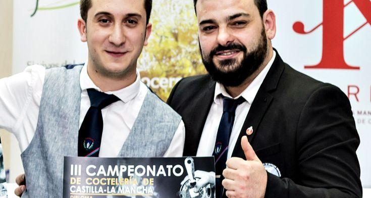 Un albaceteño se proclama 'Mejor Barman Joven' y 'Mejor tirador de cerveza' de Castilla-La Mancha - RESTAURANTES MAGAZINE