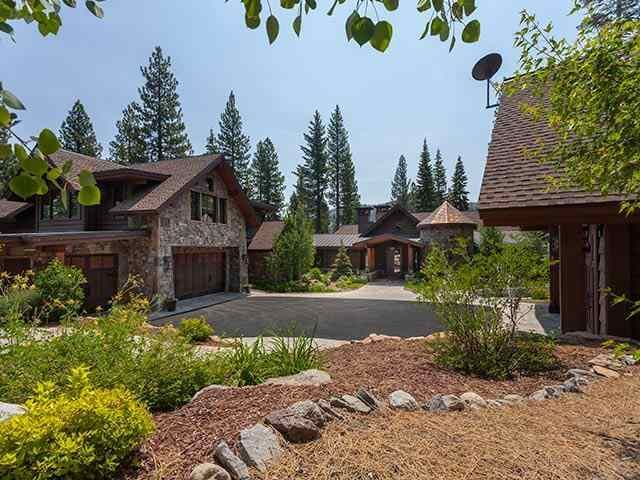 8590 Kilbarchan Court Truckee, CALIFORNIA 96161 Price: $7,995,000 7 Bedrooms, 7 Bathrooms 9814 Square Ft. -