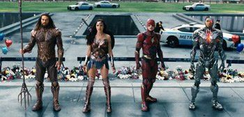 Awesome New Comic-Con #DC s Epic 'Justice League Movie #NewMovies #awesome #comic #justice #league