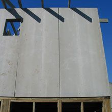 Duripanel, Panneau composite M1 pour construction et agencement