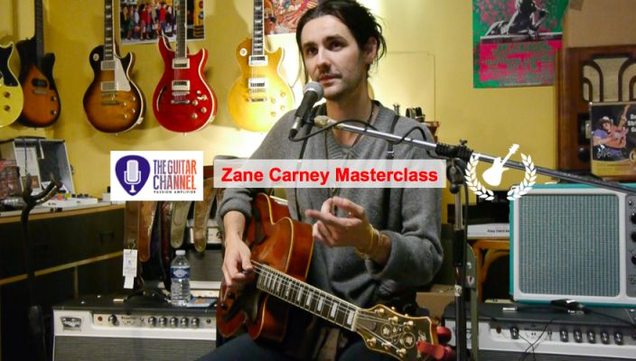 Video of Zane Carney masterclass