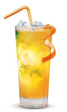 Recepty - Citrus cooler - Essence sirupy - nakupuj na Podravka-eshop.cz