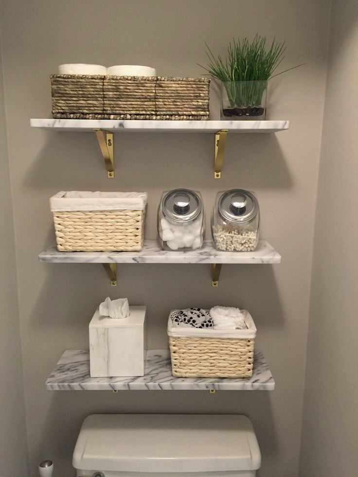 Marble Wall Mounted Shelf 24 Reviews With Images Restroom Decor Small Bathroom Decor Wall Mounted Shelves