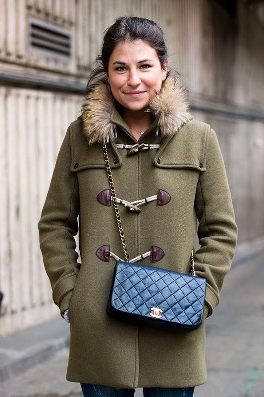 Paris Fashion Week AW 2015.Ece (Vanessa Jackman)