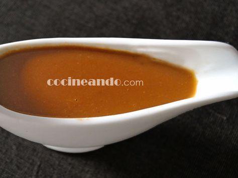 Receta de salsa de oporto - Cocineando